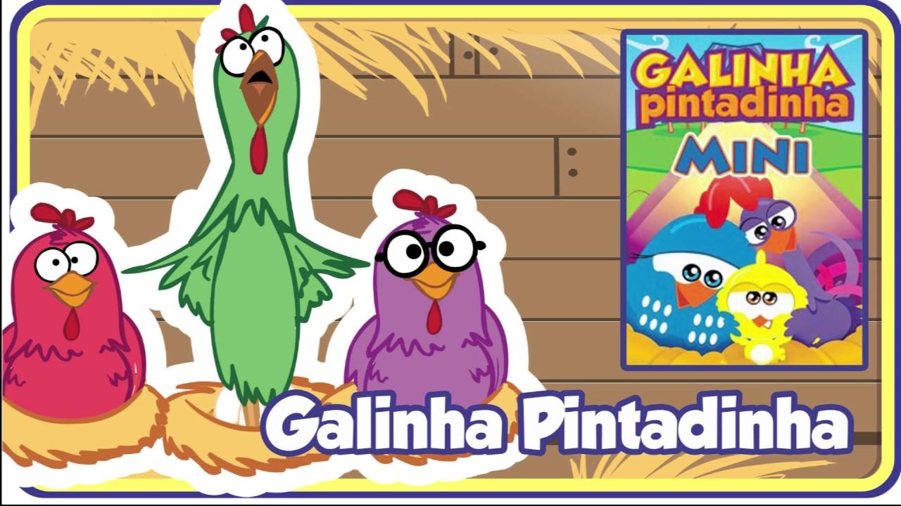 dvd a galinha pintadinha 3 avi gratis