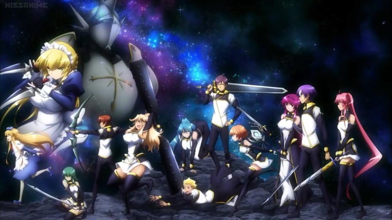 seiken tsukai no world break episode 4  u8056 u5263 u4f7f u3044 u306e u7981 u546a u8a60 u5531 u30a8 u30d4 u30bd u30fc u30c9 anime review