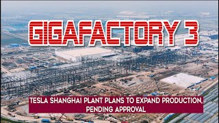 #062 Tesla giga shanghai\04.15.2020\Tesla Shanghai plant plans to expand production\4K