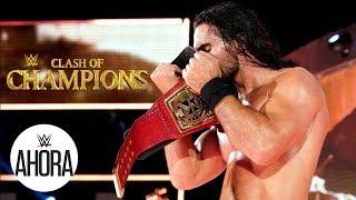 Todos los resultados de Clash of Champions: WWE Ahora, Septiembre 16, 2019