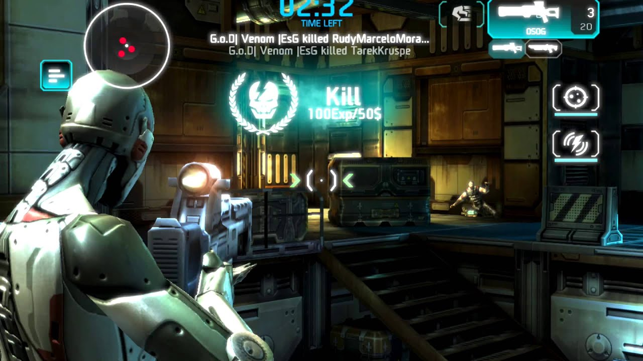 Shadowgun deadzone pc not connected to matchmaking server