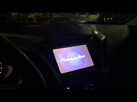 Hyundai Veloster car startup sound