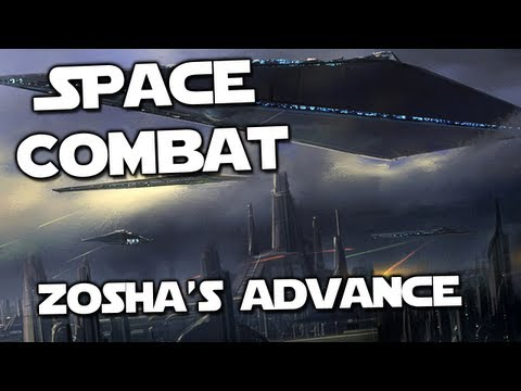 SWTOR | Level 50 Space Combat – Zoshas Advance ('Hard' version for Republic)