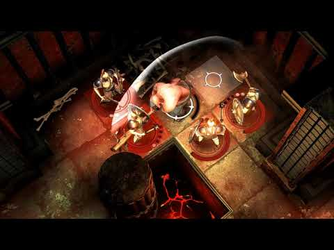 Warhammer Quest 2: The End Times - PC Reveal Trailer
