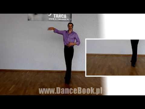 Cha-cha-cha - Lekcja 1 - Krok Podstawowy | DanceBook.pl