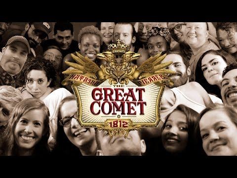 The Great Comet Broadway - 'We Are You' (Diversity in art video)