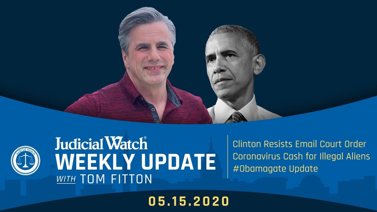 5:30 PM.        #Obamagate Unmasking EXPOSED...Will Hillary Clinton Testify? #Coronavirus Abuse Upda
