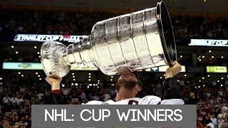 NHL: Stanley Cup winners