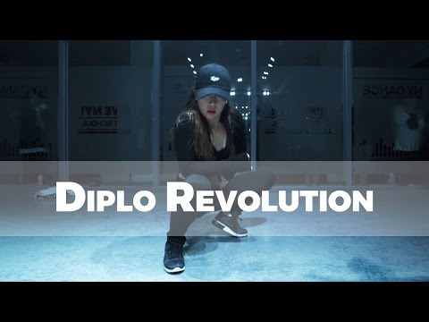 Diplo - Revolution (Dance. Amy)