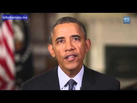 Obama Sings Brand New