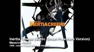 Massive Attack Inertia Creeps 1998 Inertia Creeps EP S And Singles