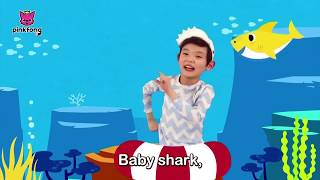 China tak kenal Baby Shark