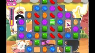 Candy Crush Saga Level 688 - No Boosters