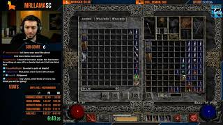 Path of Diablo - Hemorrhage necro speedrun part 1