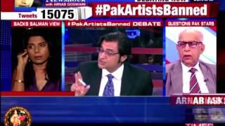 Arnab shows Bollywood artist Mita Vashist her rightful place thumbnail