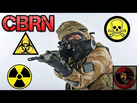 What Is It Like Training For Chemical, Biological, Radiological And Nuclear Attacks?