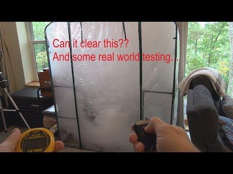 EnviroKlenz Air Purifier Review - Keeping My Lab Air Clean.