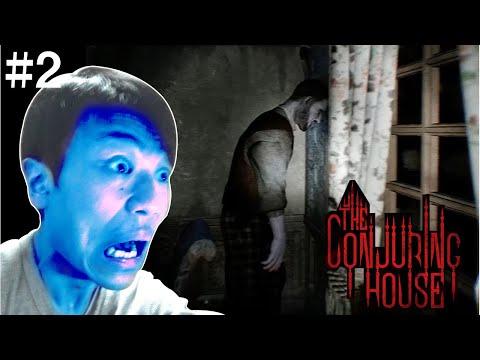#2【狂気のロバート】The Conjuring House 実況 let's play【ホラーゲーム 逃げゲー】