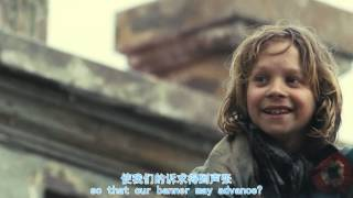 Repeat youtube video 你可听到人民在歌唱 (硬中英字幕 4分钟MP4)  Do you hear the people sing Les Miserables 2012 BluRay 720p made anp