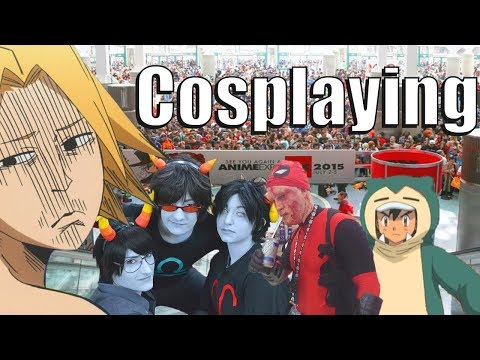 What NEVER To Do With or As a Cosplayer