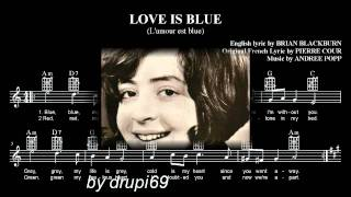 Vicky Leandros - Love is blue