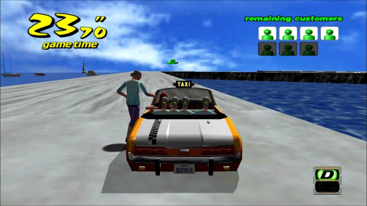Crazy Taxi - Crazy Box 3-S | Amazing Driver [STEAM]
