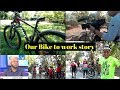 Bike to Work stories for ABS-CBN - Spreading the advocacy