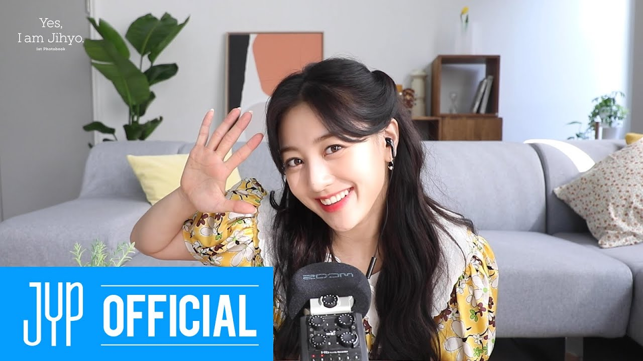 Yes, I am Jihyo. ASMR Interview