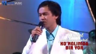 Otabek Muhammadzohid - Ko'nglimda bir yor (Concert Version)