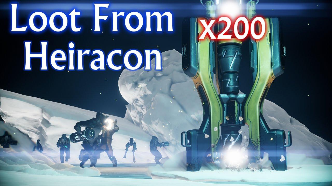 warframe how to get extractors
