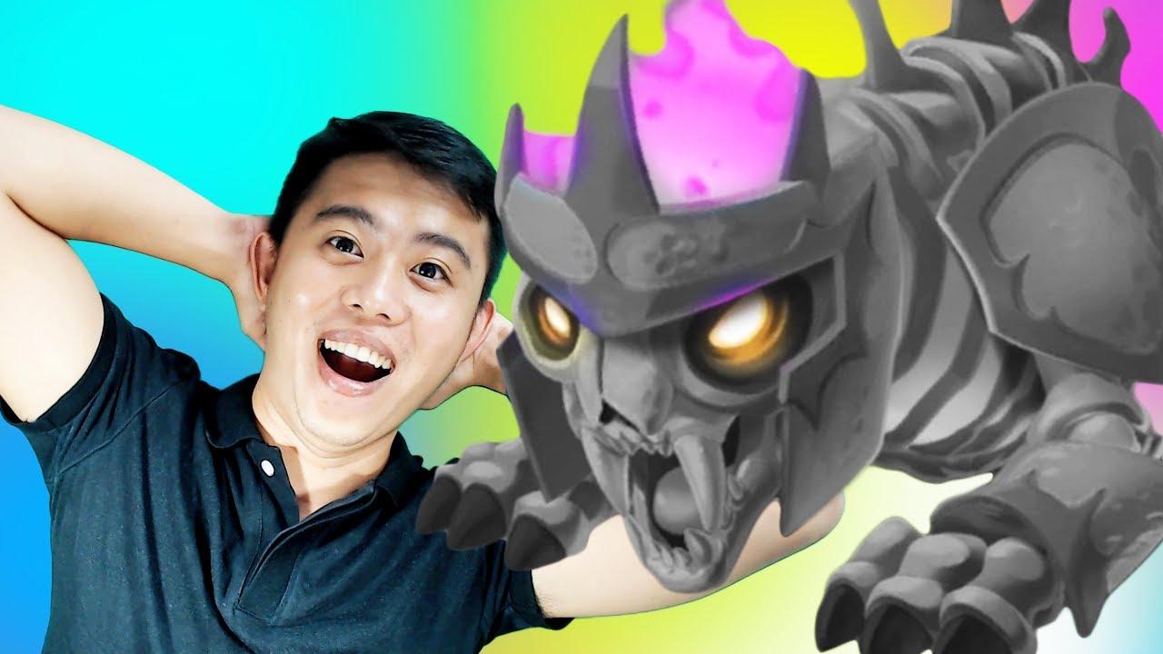 Monster Legends: Undead Mr Beast level 132 - Fight PVP