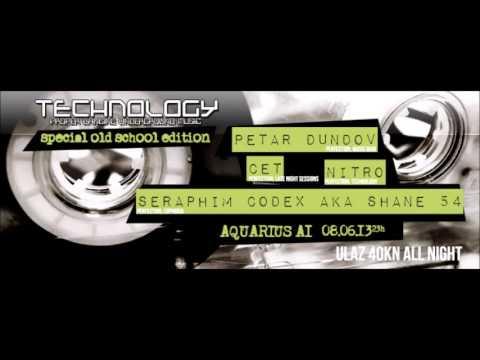 Nitro - Live @ Technology - Aquarius, Zagreb, Croatia 08.06.2013.