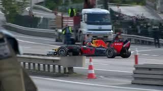 İstanbul'da Formula 1 rüzgarı