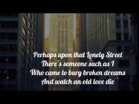 ANDY WILLIAMS - LONELY STREET