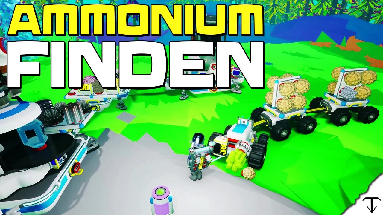 ammonium astroneer where to find