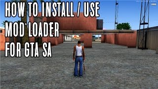 how to install and use MOD LOADER for NEED FOR SPEED MOST WANTED