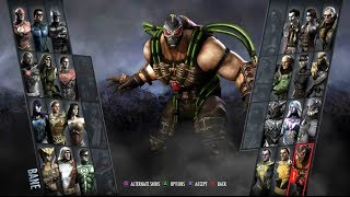 Injustice: Gods Among Us Arcade #24- Bane