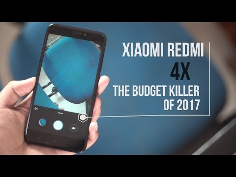 The Budget Killer of 2017 Xiaomi Redmi 4X Full Review | 4K | বাংলা |