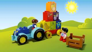 LEGO® DUPLO® - Il mio Primo Trattore - Animazione Prodotto