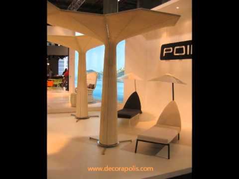 Fabricantes de muebles de fibra trenzada feria h bitat valencia 2011 point youtube - Fabricantes de muebles en valencia ...