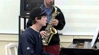 Jesse Zwerling, A Very Saxy Song