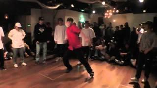 E circle / OUR HIPHOP HOUR vol.2 HIPHOP DANCE BATTLE