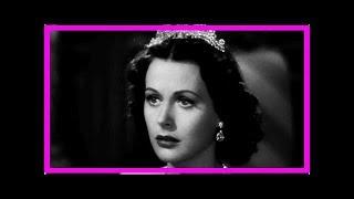 电影界第一位全裸出镜演员,6次婚姻全失败,晚年靠吸毒寻求安慰