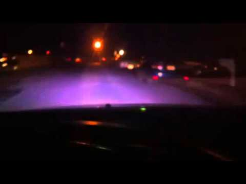 Cop Following Me Plus Headlight Tint Night Test With 12k Hid S By Liams Lexus Build