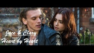 Jace & Clary / Heart by Heart (Mortal Instruments: City of Bones)