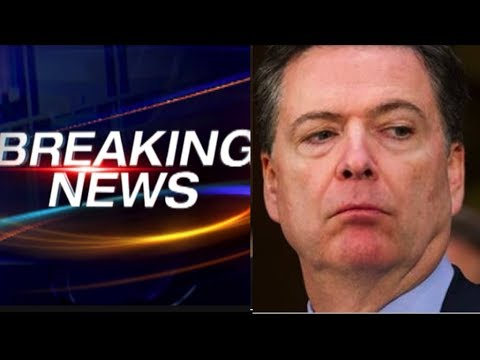 """COMEY FIRES OFF CRYPTIC TWEET AMID MEDIA FIRESTORM OVER """"SECRET SOCIETY"""" TEXT MESSAGE BOMBSHELL!"""
