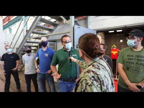 America's Shipyard - Episode Five