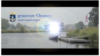 OMMEN - gemeenteraadsvergadering van 22 sept. 2016