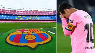 Barcelona are in debt of €1.2 BILLION - The Situation Explained