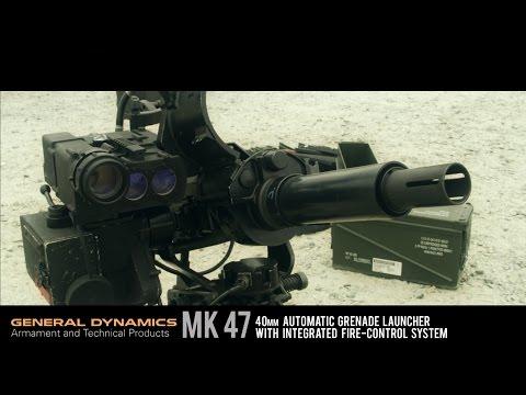 MK47 Grenade Launcher